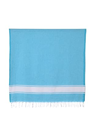Nine Space Ayrika Collection Classic Fouta Towel (Blue)