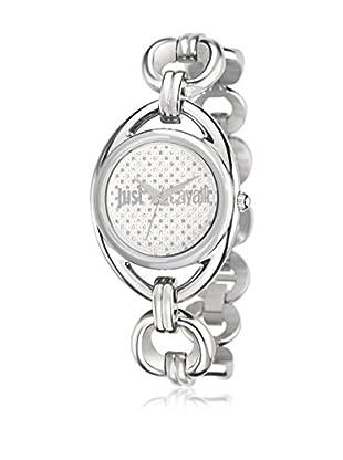 Just Cavalli Reloj con movimiento Miyota Woman Drop Acero 43x32 mm
