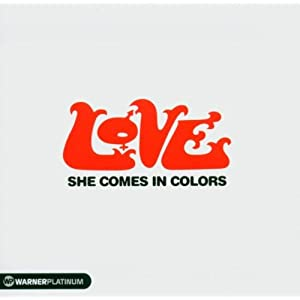 She Comes In Colors - The Love Collection