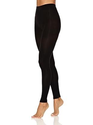 DIM  Legging Opaque Veloute (Opaco) (Negro)