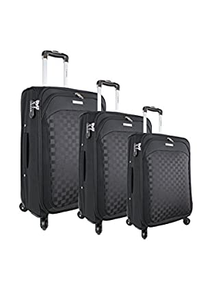 zifel Set de 3 trolleys semirrígidos 2864