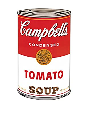 ARTOPWEB Wandbild Warhol Campbell S Soup