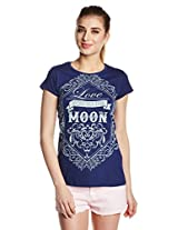 People Women's Body Blouse T-Shirt