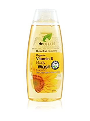 Dr.Organic Bade- und Duschgel Organic Vitamin E 250 ml, Preis/100 ml 3.58