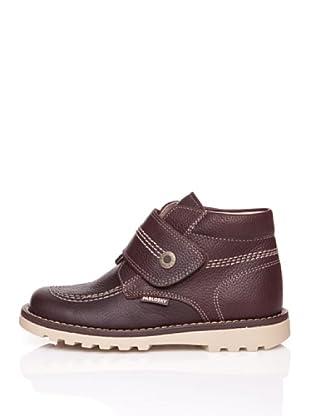 Pablosky Stiefel Etikett (Braun)