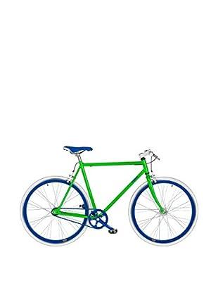 Linea Fausto Coppi Fahrrad Scatto Fisso grün