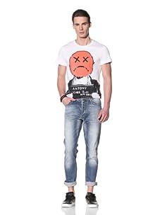 Antony Morato Men's Loose Skinny Frank Jeans (Denim)
