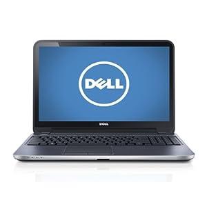 Dell New Inspiron 15R 5537 15.6-inch Laptop (Core i7/8GB/1024GB Serial ATA/Windows 8/AMD Radeon HD 8850M GDDR5), Moon Silver