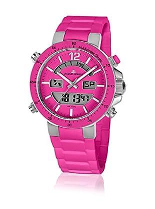 Jacques Lemans Quarzuhr Milano 1-1712 pink 46  mm