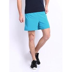 Reebok Slim Fit Men's Shorts-Blue