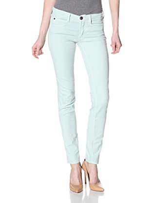 Domino Women's Jane Skinny Jean (Mint)