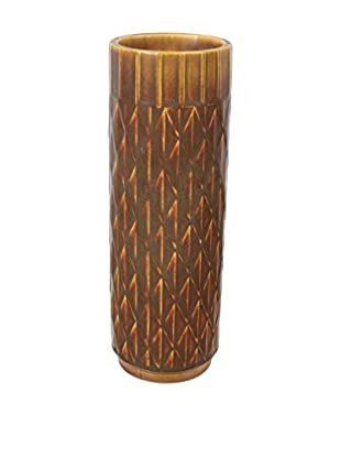 1950s Rorstrand of Sweden Eterna Vase, Brown