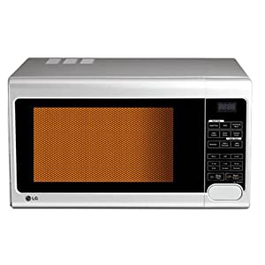 LG MH2548QPS Grill Microwave Oven-Silver