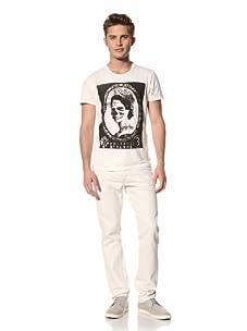 Rogue Men's Short Sleeved T-Shirt (White)