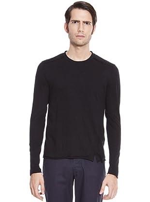 Caramelo Camiseta Aberturas (negro)