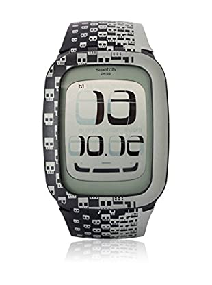 Swatch Quarzuhr Unisex Unisex TOUCH SKULL SURB101 39.0 mm
