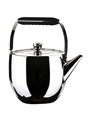 MIU France Stainless Steel Teapot with Infuser (Silver)