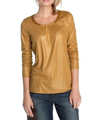 ESPRIT Collection Camiseta Hugo (Amarillo)