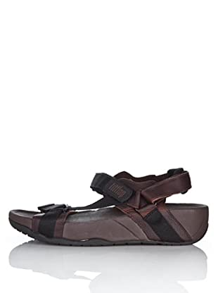 Fit Flop Sandalias Hyker (Marrón)