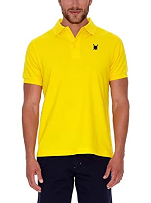 POLO CLUB Poloshirt Custom Fit