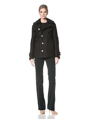 ALTUZARRA Women's Overcoat (Black)