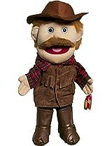 "Sunny Toys 14"" Cowboy Glove Puppet"