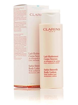 Clarins Satin-Smooth Body Lotion 200 ml. Preis/100ml: 14.98 EUR.