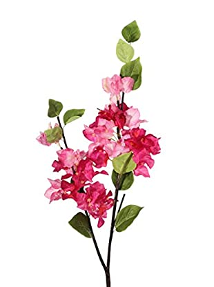 Flor Artificial Bougainvillea Rosa