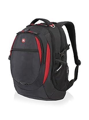 SwissGear Backpack, Black/Red