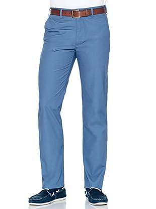 Dockers Pantalón Recto Ultraligero (Azul)