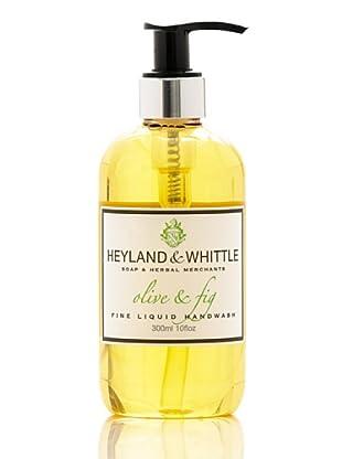 Heyland&Whittle Jabón Líquido Manos Oliva y Higo 300 ml