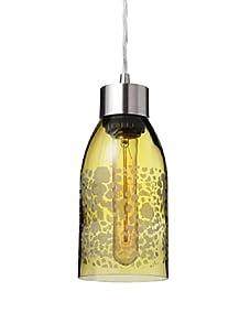 Inhabit Reclaimed Bottle Pendant Light (Mum)