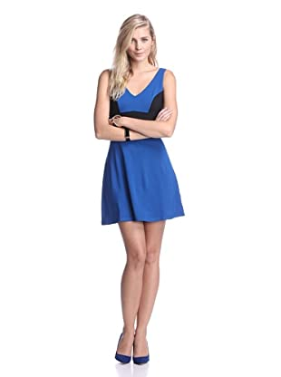 Tart Collections Women's Dallas Dress (Cobalt/Black)