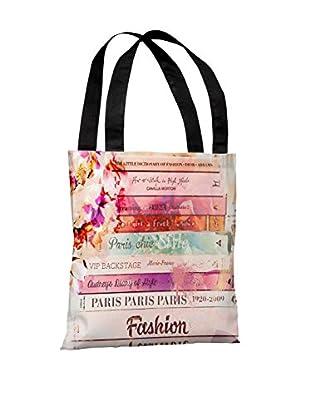 Oliver Gal Romantic Tote Bag, Pink/Multi