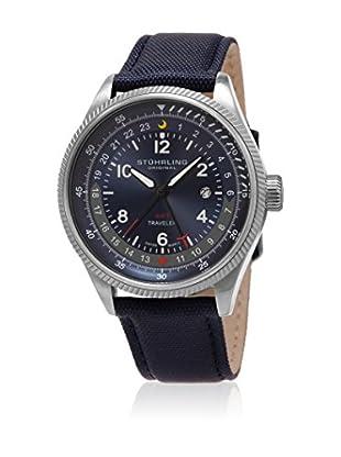 Stührling Original Reloj con movimiento cuarzo suizo 790.02 Turbine 789  45 mm