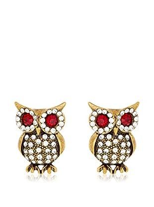 Amrita Singh Ohrringe Eyeing Owl
