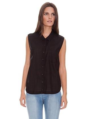 American Vintage Camisa California (negro)
