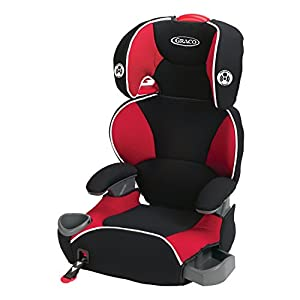 Graco Affix Highback Booster Seat with Latch System Atomic