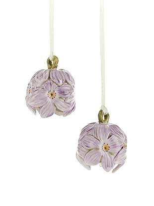 Villeroy & Boch Flower Bells: 2tlg. Set Hyazinthe