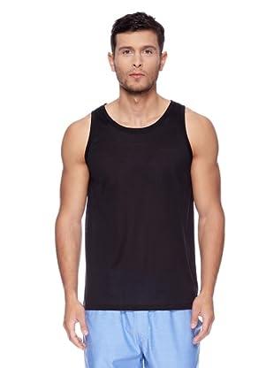 Hanro Camiseta Sport (Negro)