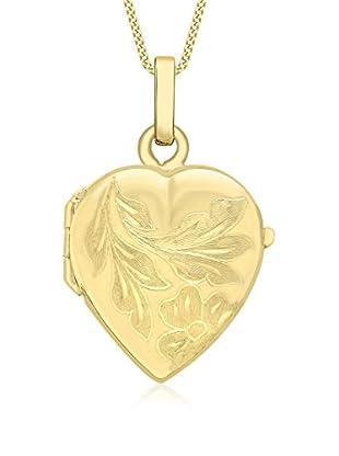 Carissima Gold Set Kette und Anhänger