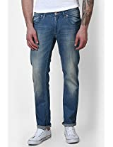 Blue Slim Fit Jeans FREECULTR