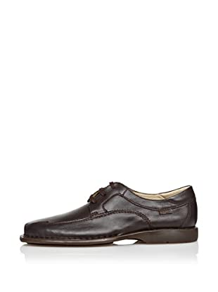 CallagHan Zapatos Cordones (Marrón)
