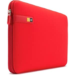 Case Logic LAPS-113 13.3-Inch Laptop / MacBook Air / MacBook Pro Retina Display Sleeve (Red)