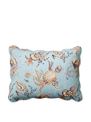 Under The Sea Quilted Sham, Blue Multi, Standard