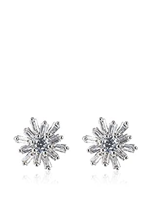 CZ BY KENNETH JAY LANE Ohrringe Baguette Starburst