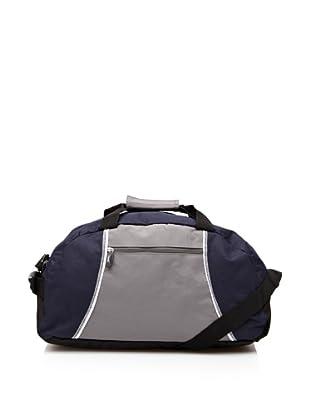 Slazenger Bolsa Deporte (Azul Marino/Gris)