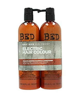 Tigi Haarpflege Kit 2 tlg. Set Colour Goddess