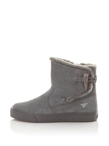 Gola Women's Sidewalk Suede Boot (Grey)