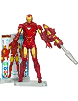 Disney Iron Man 'Mark VI' Iron Man 2 Action Figure -- 4''